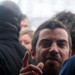 Accoord en désaccord à Nantes lors de l'inauguration du pont Eric TABARLY