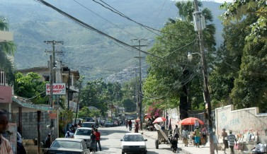 Port au Prince et Pietonville en 2011 (1re srie)