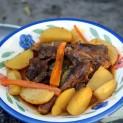 Ile à vache en Haïti, la «terrible cuisine» de Louissa, des recettes de cuisine Haïtienne
