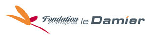 Logo de la fondation Le Damier