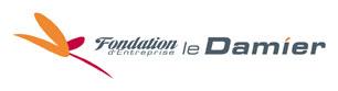 Logo de la fondation Le Damier