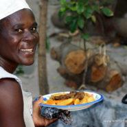Un livre, donnant les côtés positifs d'Haïti, et ils sont nombreux