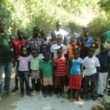 le 1er mai d'ARAM :  les randonneurs de la montagne en Haïti